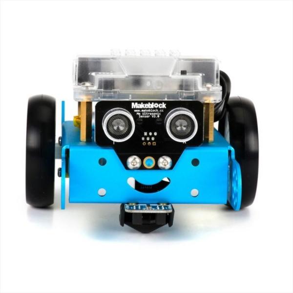 کیت ربات پیشرفته mBot خرید پکیج رباتیک و برنامه نویسی