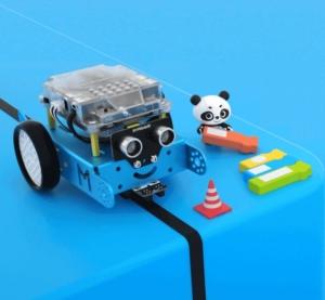 ربات مسیر یاب mBot