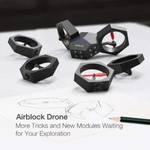airblock بهترین هگزا کوپتر برای کنترل با اندروید