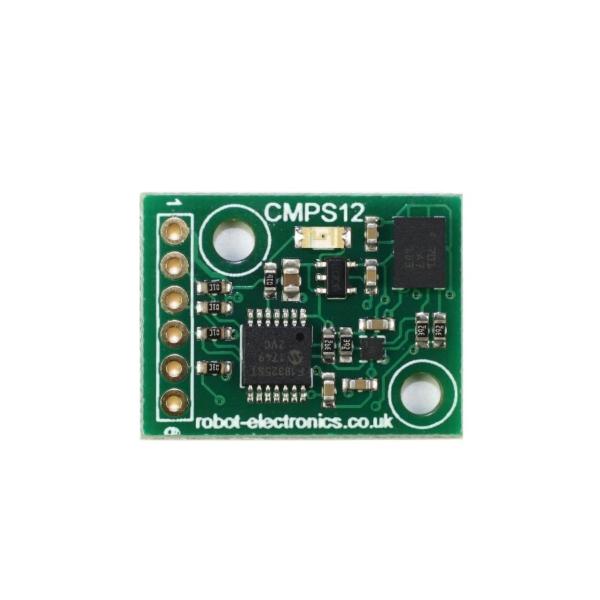 ماژول قطب نمای جبران شده CMPS12