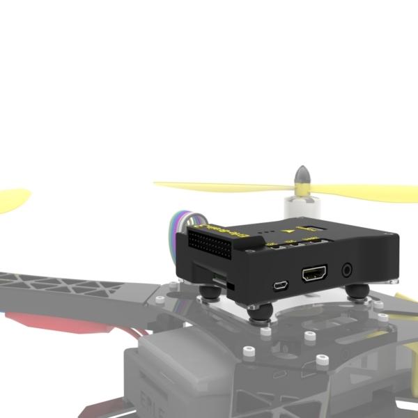 خرید کوادکوپتر مسابقه ای همراه اتوپایلوت PX4