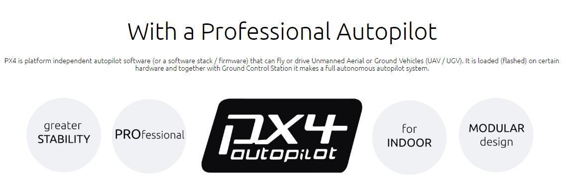 اتوپایلوت PX4 و ArduPilot