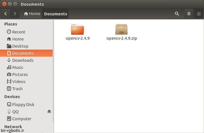 آموزش نصب opencv در لینوکس