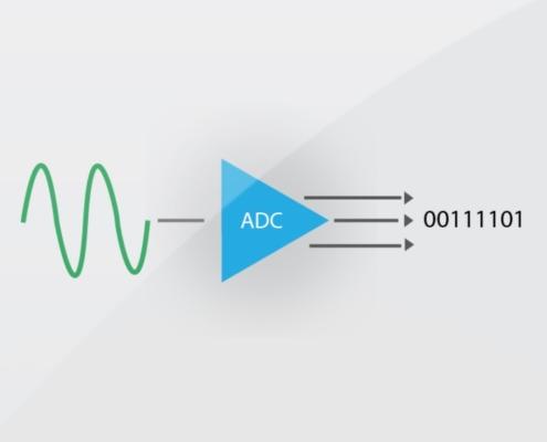 آموزش ADC میکروکنترلر STM32