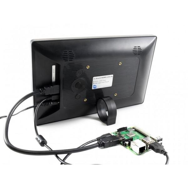 صفحه نمایش 11.6 اینچ لمسی تاچ پنل صنعتی و HMI