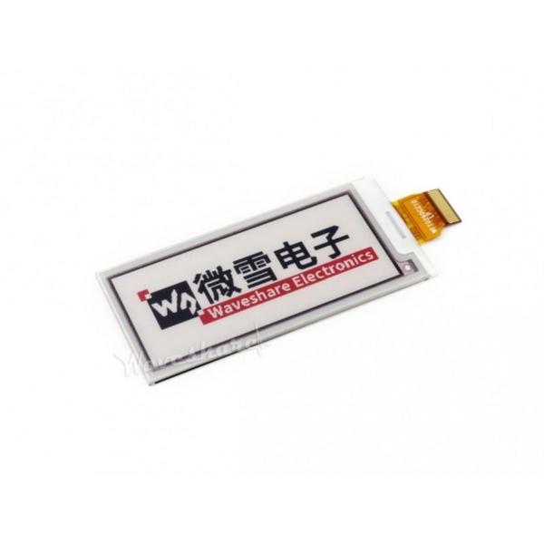 نمایشگر 2.9 اینچ e-ink