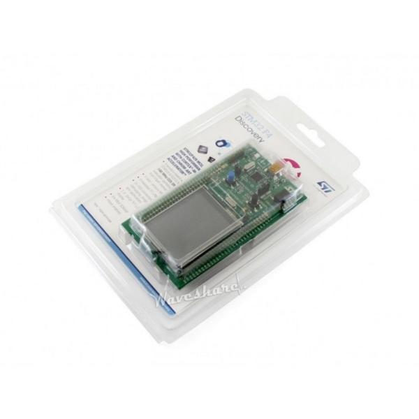 برد STM32F429 Discovery برای برنامه نویسی و رباتیک