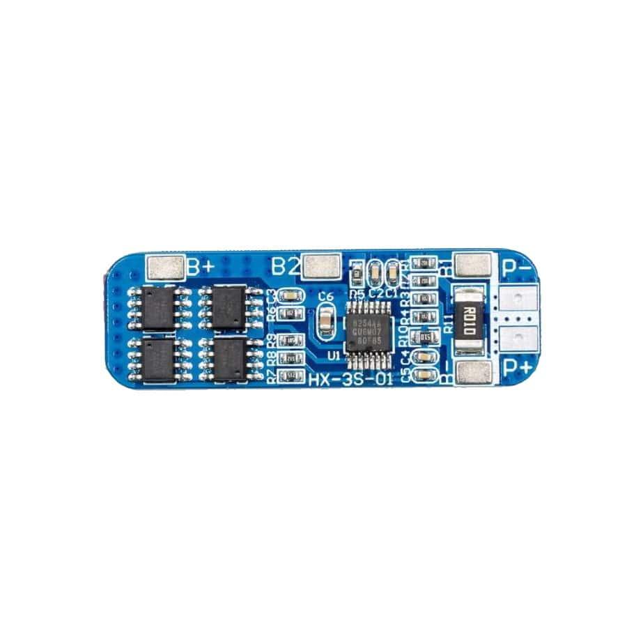پارامترهای فنی محافظ باتری 2-سل