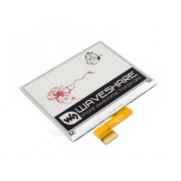 نمایشگر سه رنگ 4.2 اینچ e-paper