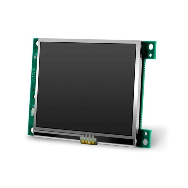 مانیتور تاچ پنل صنعتی HMI سری SIM115 برای خطوط تولید و کنترل کارخانه