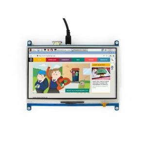 نمایشگر ۷ اینچ (7inch) با ورودی HDMI و VGA برای تاچ پنل صنعتی