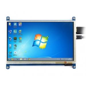 نمایشگر لمسی کوچک 7inch با ورودی HDMI و VGA برای پنل صنعتی