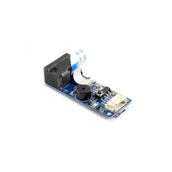 ماژول پردازش بارکد یک بعدی و دو بعدی QR، UPC/EAN و..