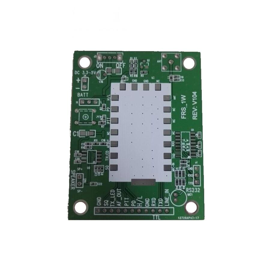 طراحی و ساخت واکی تاکی، PCB بیسیم کیت فرستنده و گیرنده صدا