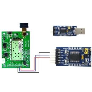 کیت FRS-DEMO-A ساخت واکی تاکی با ماژولهای 1، 2، 0.5 وات و اتصال به آردوینو