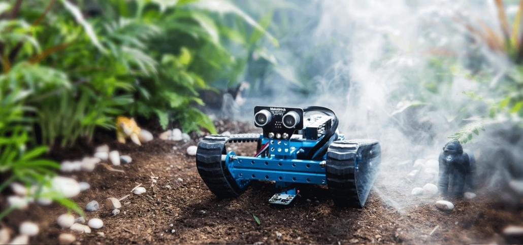 ربات تانک مهاجم Land Raider