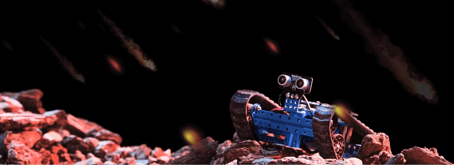 کیت آموزشی mBot Ranger