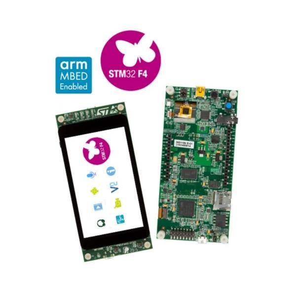 خرید بردهای دیسکاوری stm32 برای کنترل و مانیتورینگ صنعتی