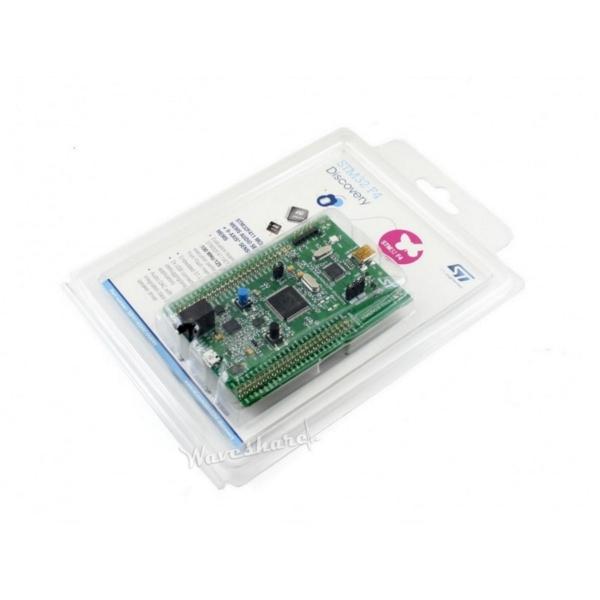 برد STM32F411E DISCO و کنترلی صنعتی