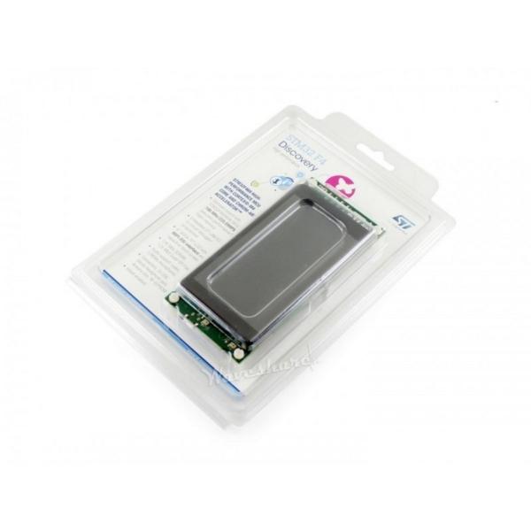 برد STM32F469 Discovery دارای سه میکروفون MEMS و نمایشگر 4 اینچ، صنعتی