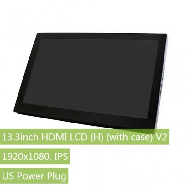 صفحه نمایش 13 اینچ تاچ با ورودی VGA و HDMI