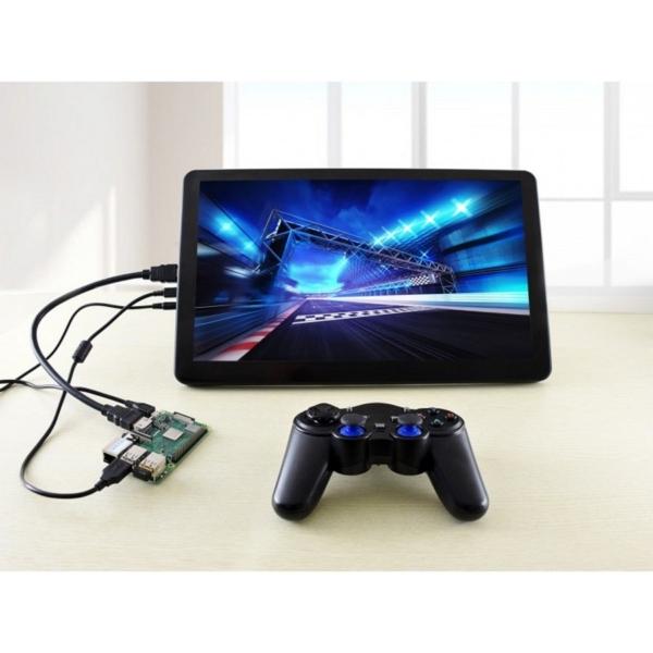 نمایشگر 15 اینچ تاچ خازنی مناسب برای کنسول های بازی با ورودی HDMI و VGA