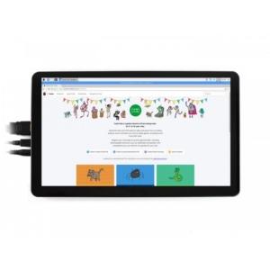 نمایشگر 15 اینچ لمسی خازنی با ورودی HDMI و VGA