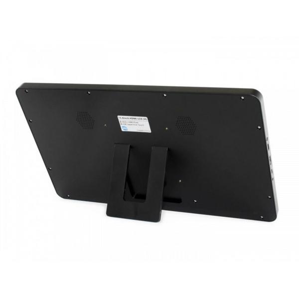 نمایشگر با ورودی HDMI و VGA برای پنل های کنترلی و صنعتی