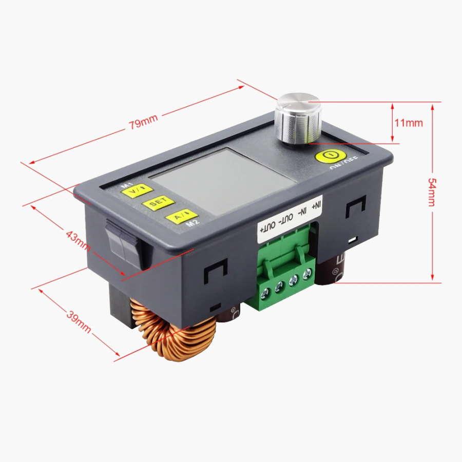 ماژول کاهنده ولتاژ جریان DPS8005