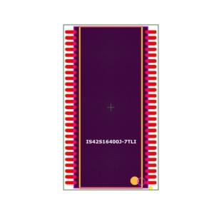 خرید حافظه SDRAM IS42S16400J-7TLI با پکیج TSOP54