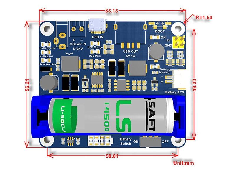 طریقه ساخت شارژر خورشیدی موبایل، ولتاژ 5 ولت و 1 آمپر