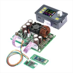 ماژول کنترل و کاهنده ولتاژ و جریان دیجیتال DPS5020 با قابلیت برنامه ریزی