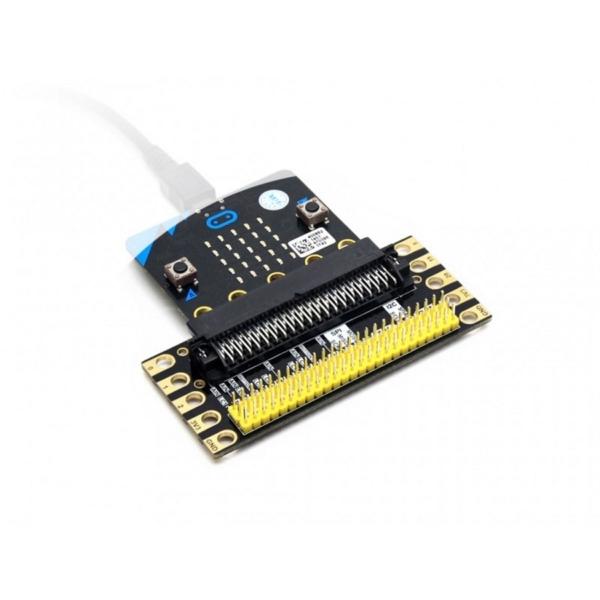 برد توسعه میکرو بیت micro:bit، برد آموزش الکترونیک برای کودکان