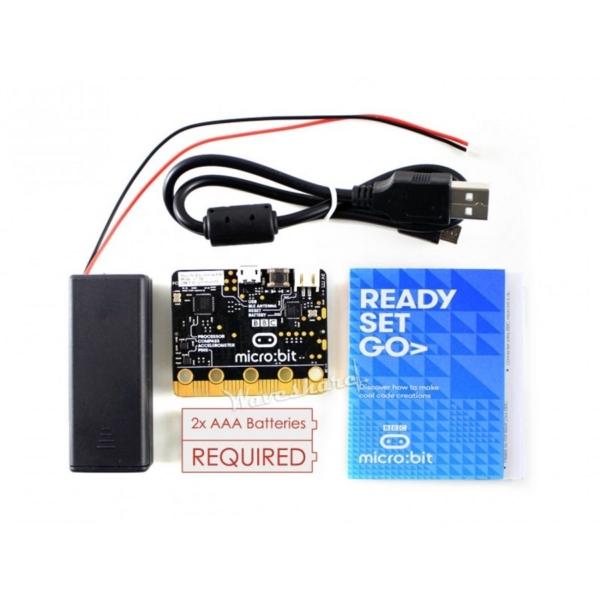 خرید بسته پایه BBC micro:bit کیت آموزشی رباتیک و الکترونیک