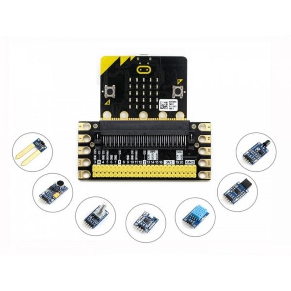 خرید مجموعه سنسورهای BBC micro:bit و فروش وسایل رباتیک کودکان