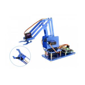 بازوی رباتیک رزبری پای با 4 درجه آزادی
