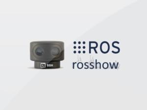 ارسال داده های تاپیک سنسورهای ROS از طریق SSH