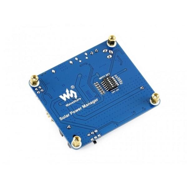 ماژول شارژ سلول خورشیدی 6 الی 24 ولت، ماژول کنترل شارژ خورشیدی