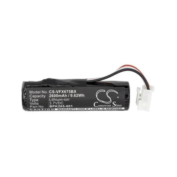 باتری وریفون VX675 با شماره قطعه BPK265-001, BPK265-001-01-A, BPK265-001-01-B