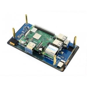 نمایشگر رزبری پای فول کالر 5 اینچ دارای تاچ مقاومتی و ورودی HDMI و VGA