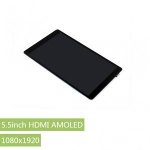 نمایشگر صنعتی 5 اینچ با ورودی VGA و HDMI