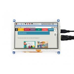 نمایشگر 5 اینچ لمسی با ورودی HDMI و VGA