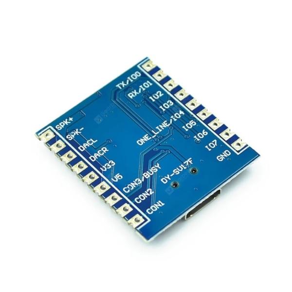 ماژول های پخش فایل صوتی با STM32