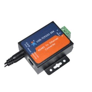 مبدل پورت RS485 به شبکه استفاده اداری و صنعتی