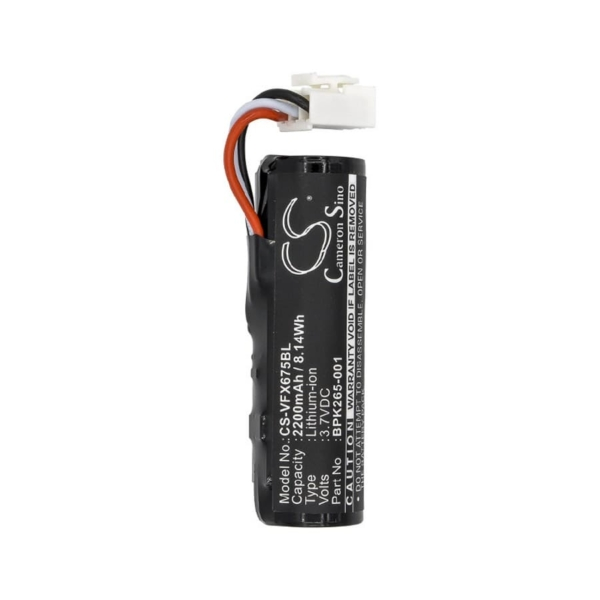 باتری وریفون VX675 با 3400mAh یا 12.58Wh