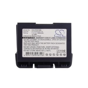 ویژگیهای باتری وریفون VX670