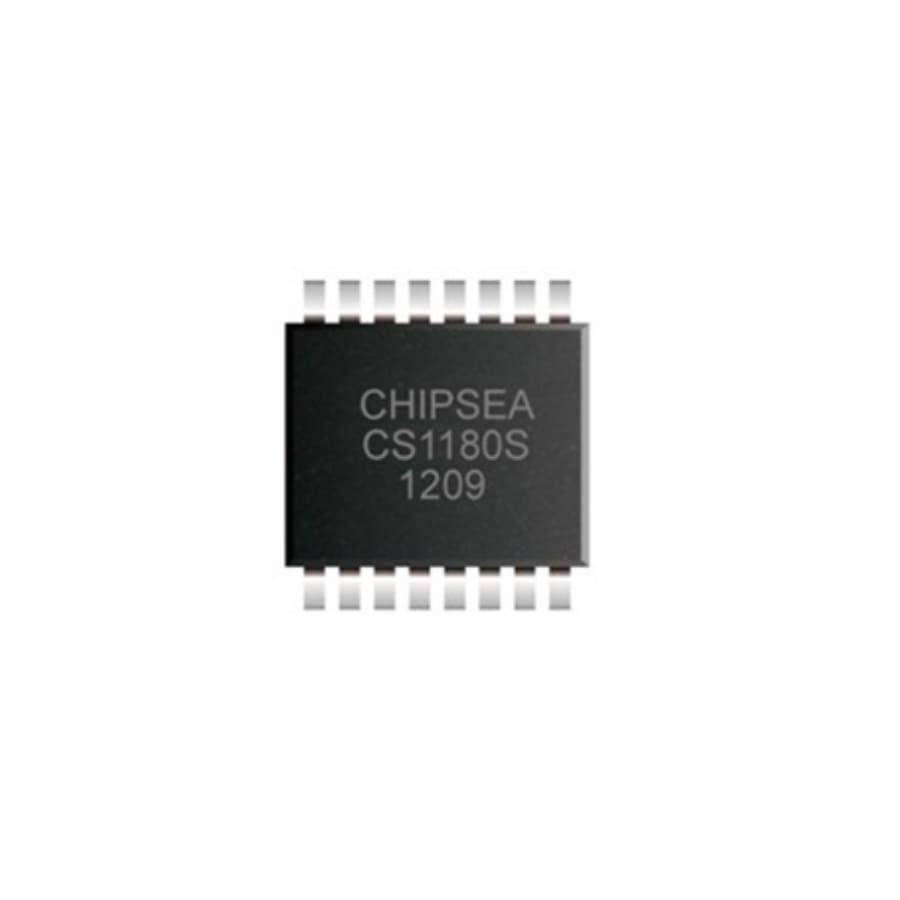 آی سی مبدل آنالوگ به دیجیتال 24 بیتی CS1180 پکیج SSOP16