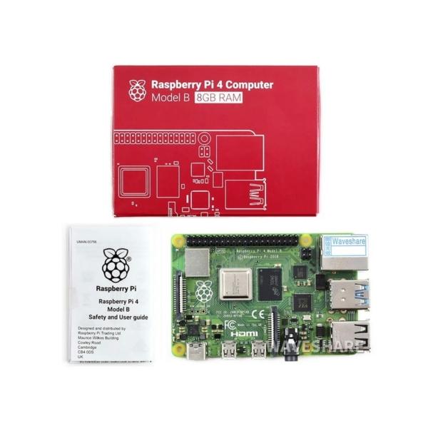رزبری پای Raspberry pi 4B 8GB