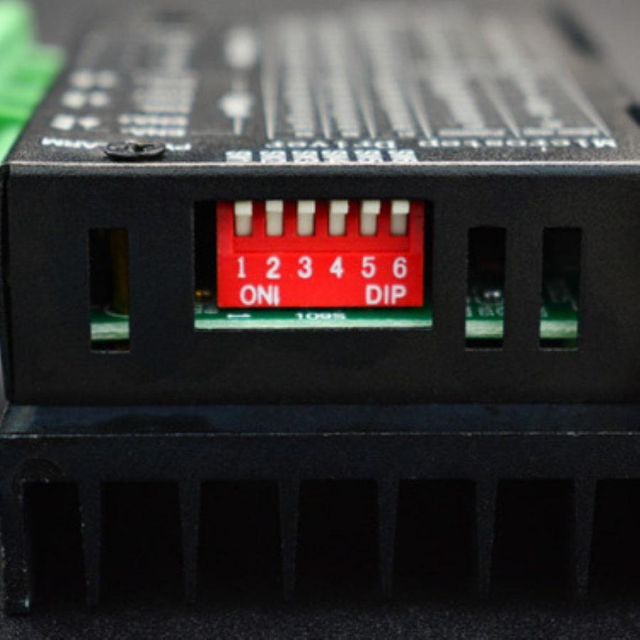 درایور استپ موتور TB6600 ایزوله