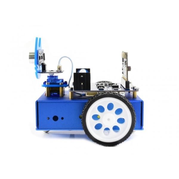 کیت ساخت ربات دوچرخ مقدماتی